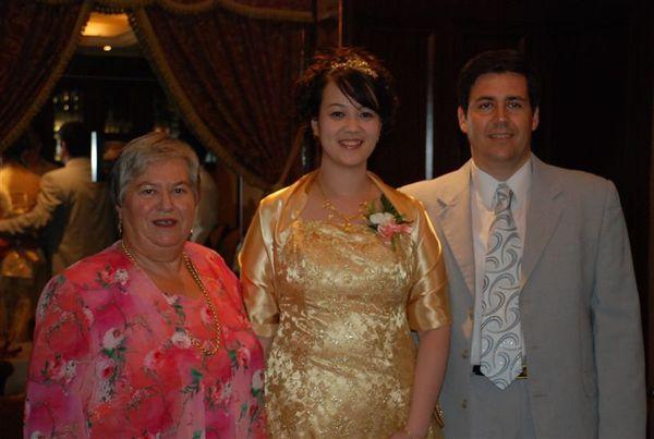 婆婆,我和老公
