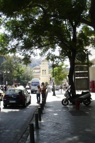 Μοναστηρακι 捷運站