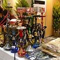 摩洛哥的水煙壺