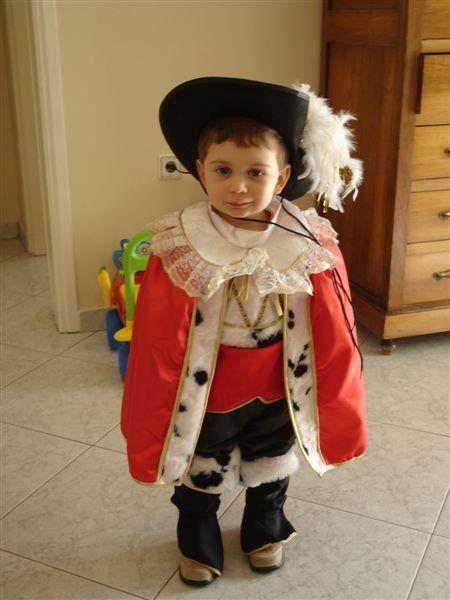 可愛小外甥的萬聖節裝扮