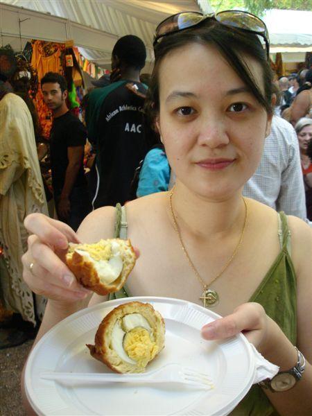 非洲式炸蛋