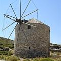 windmill in Apiranthos (近拍)