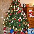 小外甥家的華麗聖誕樹
