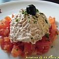 鮪魚番茄沙拉