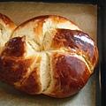 希臘復活節麵包Tsoureki
