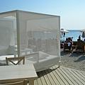 Paleo Faliro的Ble咖啡廳