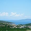 Epidavros附近 (中途休息)