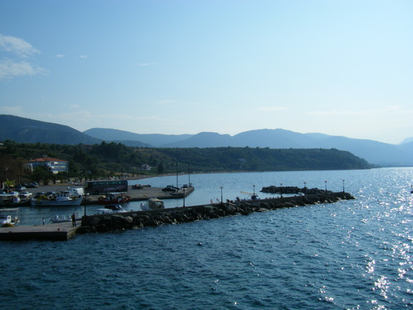 Evia小島的Edipsos