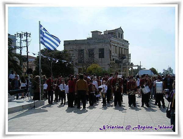 Students' parade