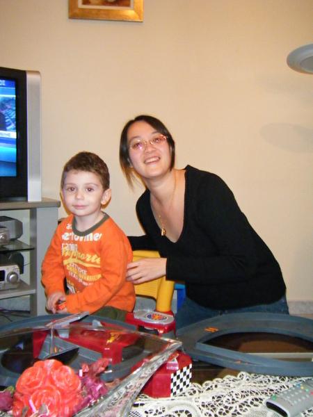 我和小外甥