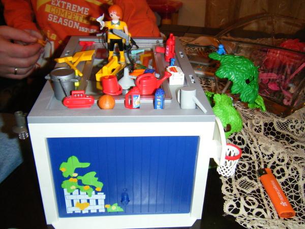 我們的小禮物playmobil