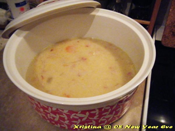 培根蔬菜濃湯