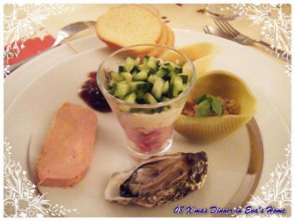 Eva's home dinner