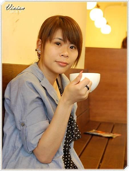 享受香醇咖啡