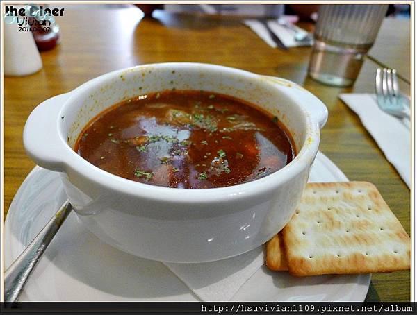 今日湯-牛肉湯