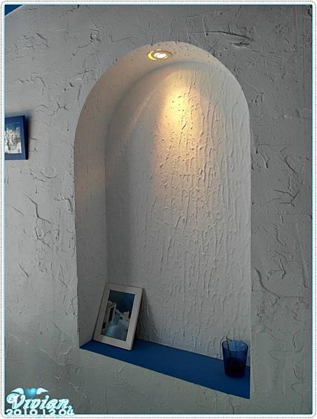 拱形的裝飾窗