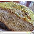 Jacks Omelette  傑克青醬蛋捲