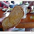 香酥的麵包