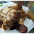 香嫩的烤雞