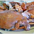 Steamed (Crabs 4 pecs)  清蒸螃蟹