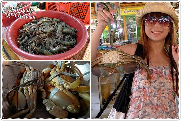 就這家啦!  蝦子  螃蟹~~