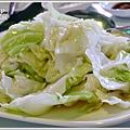 青翠的高麗菜