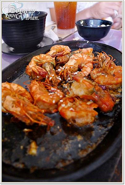 Butter Garlic Prawns  蒜頭奶油蝦