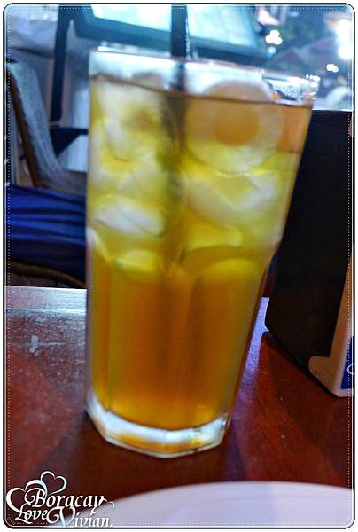 CYMA's Ultimate Iced Tea  (glass  P65) 冰茶