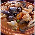 Seafood saffron Tagine  海鮮藏紅花 Tagine P810