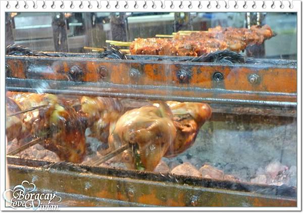 摩天輪上的烤雞