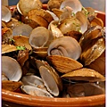 Clams in White Wine  白酒蛤蠣