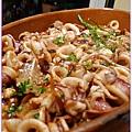 Calamares al Ajillio  魷魚大蒜
