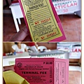 CATICLAN Ticket 30 Peso Terminal Fee 50 Peso