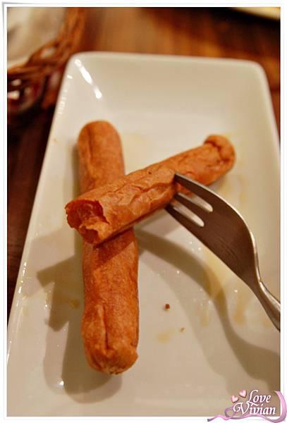 不是章魚造型的熱狗
