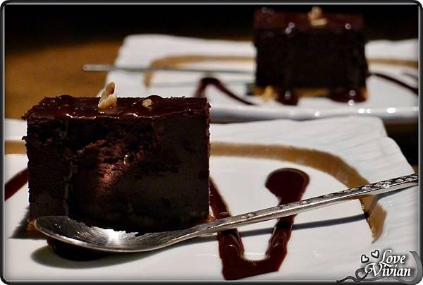 甜品(任選二)巧克幕斯