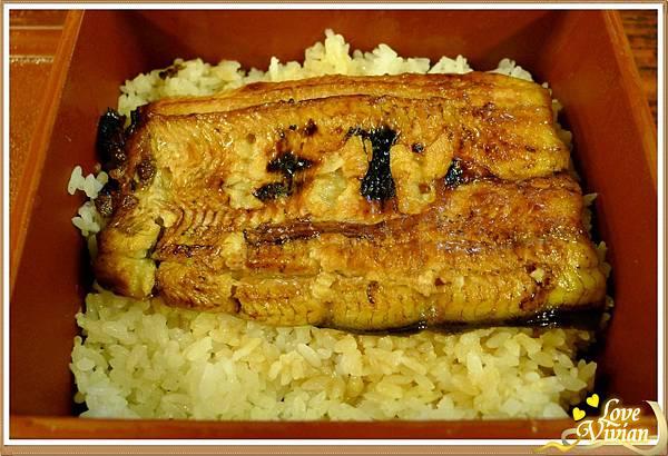 鰻魚飯(小) 250元