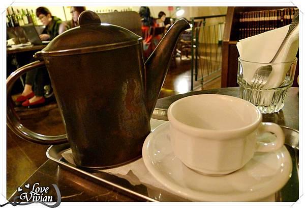 英式蘋果香茶        160元