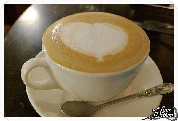貝里斯奶酒咖啡 (熱) 160元