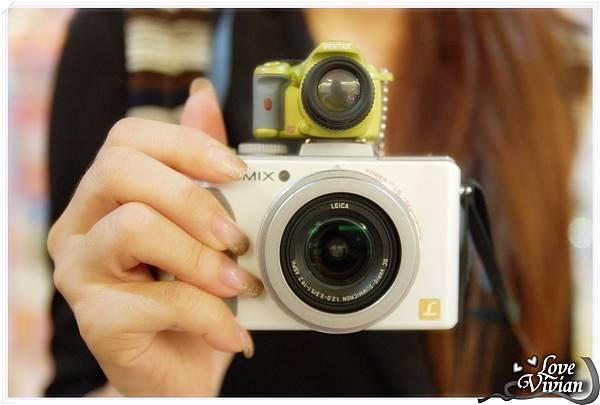 芥末綠相機