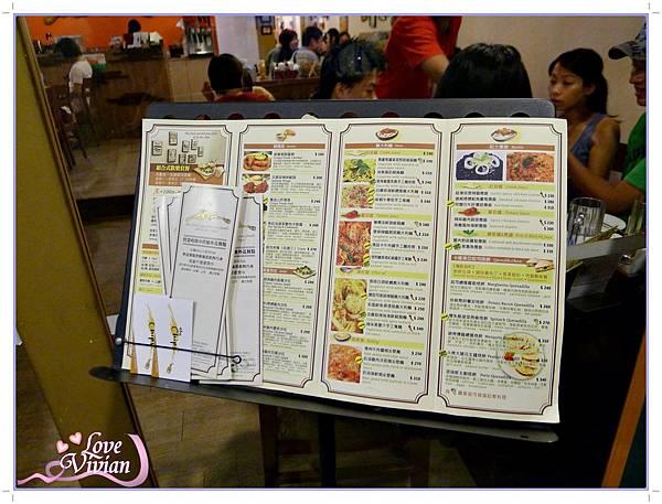 The Chips  美式餐廳 Menu