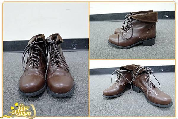 2號同事戰利品~咖啡色短靴