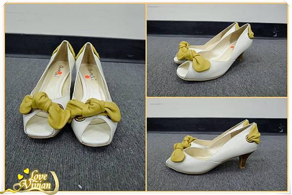 1號同事戰利品~黃色娃娃鞋