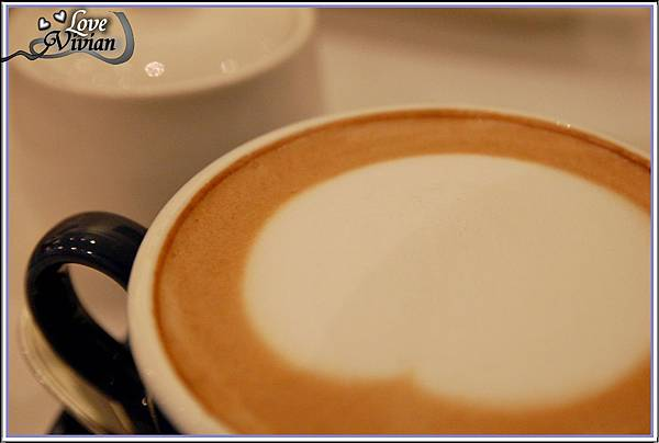 飲料:熱咖啡