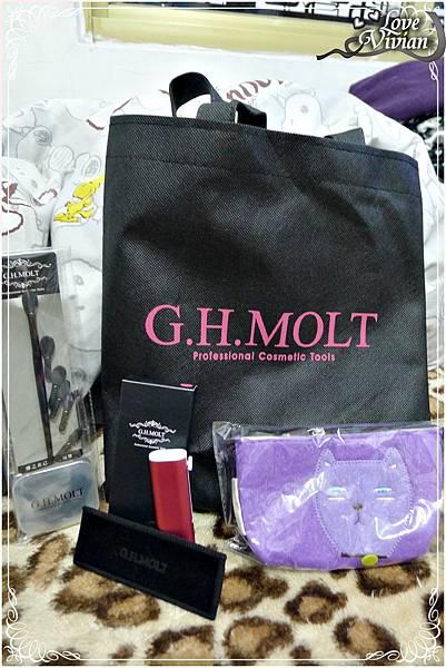 G.H.MOLT 總戰利品
