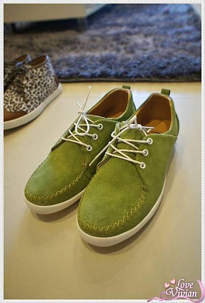 麡皮休閒鞋