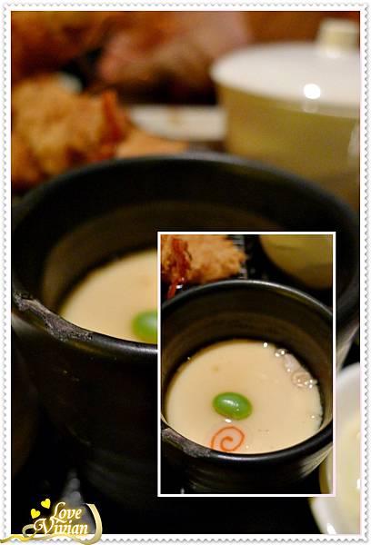 副餐-金針菇茶碗蒸