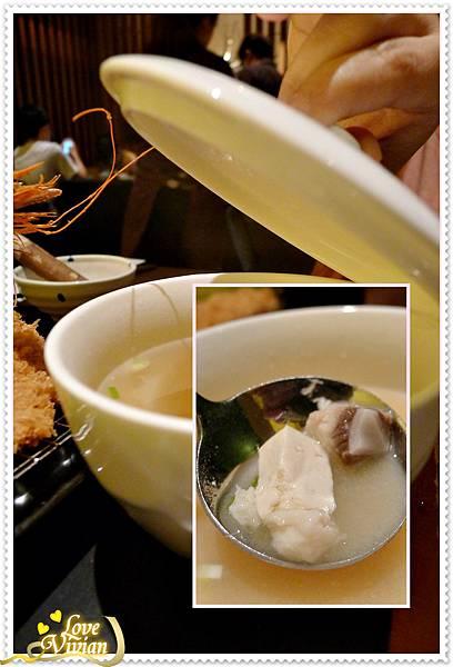 副餐-鮮魚味噌湯
