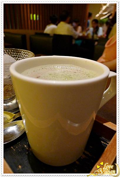飲料~玄米黑豆抹茶
