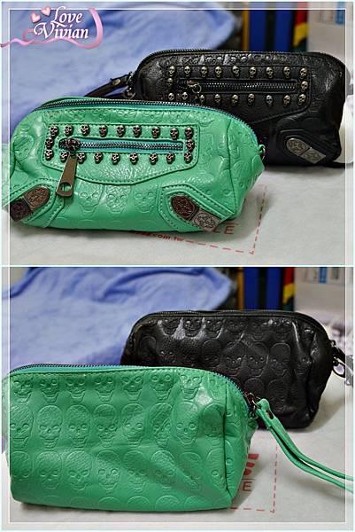 造型骷顱頭小包(綠)1.jpg