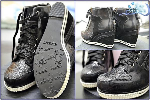 黑色亮片內增高休閒鞋 699元02.jpg